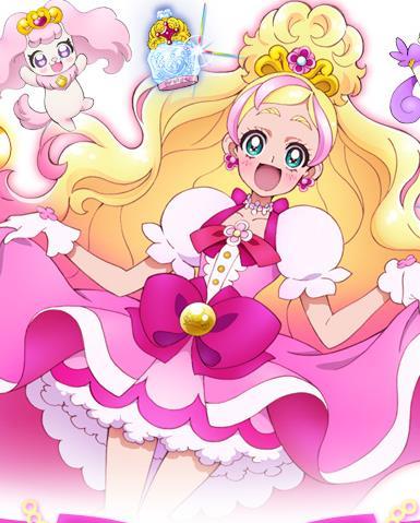 Go! 公主光之美少女/GO! Princess Precure